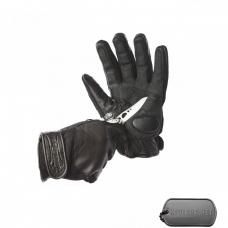 Кожа / неопреновые перчатки с защитой костяшек