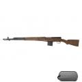 АВТ-40 автоматическая винтовка Токарева
