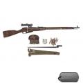 Макет снайперская винтовка Мосина КО 91, 30