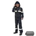Летний огнезащитный костюм в корпоративном стиле