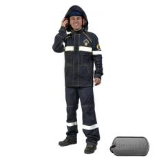 Летний огнезащитный костюм в корпоративном стиле от Kermel