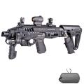 Преобразователь пистолет - карабин RONI - G2 - 9 для Glock 17, 18, 19, 22, 23, 25, 31, 32