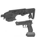 Преобразователь пистолет - карабин RONI B для Beretta FS92