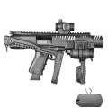 Преобразователь пистолет - карабин для CZ (KPOS G2 для CZ DUTY)