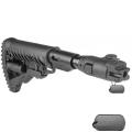 Приклад регулируемый телескопический на автомат АК -M4 AKP SB