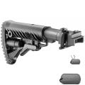 Приклад складной для автомата АК-47 и карабина Сайга/Вепрь M4-AK P